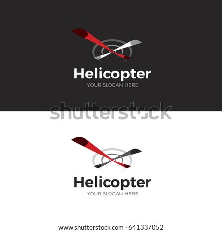 helicopter logo stock vector royalty free 641337052 shutterstock
