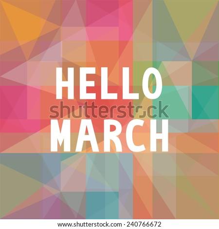 March Fotos, imágenes y retratos en stock  Shutterstock