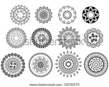 Stock Images Similar To ID 122859682  Ornate Lotus Flower