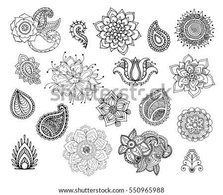Black And White Floral Design additionally Paisleymehndi together with 91268329925783365 also 292522938270787256 besides P360 Ariel Detail Corner Owl Wood Leaves. on stock vector black and white lace flowers leaves