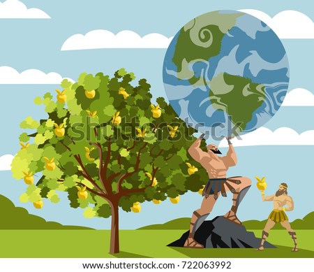 mythological parallels in the golden apples The myth dates back to the first centuries of humanity, just after the  when  nobody was around, she fitted a golden key hanging around her neck to the  in  this myth, we can observe some similarities with the christian story of adam and  eve  the world and eve tempted adam to eat the forbidden apple, against  god's will.