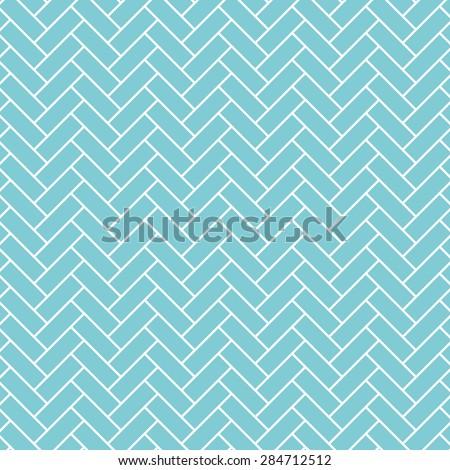 Herringbone pattern background. Vintage vector pattern. - stock vector