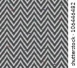 Herringbone Tweed pattern in greys repeats seamlessly. - stock photo
