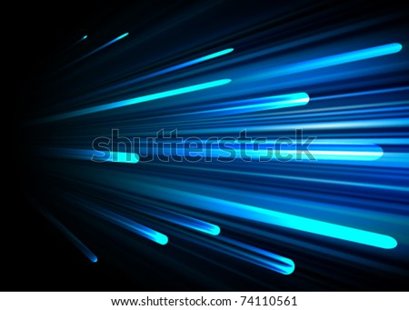 Hi - tech background - stock vector
