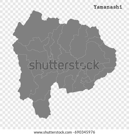 Yamanashi Prefecture Stock Images RoyaltyFree Images Vectors - Japan map yamanashi