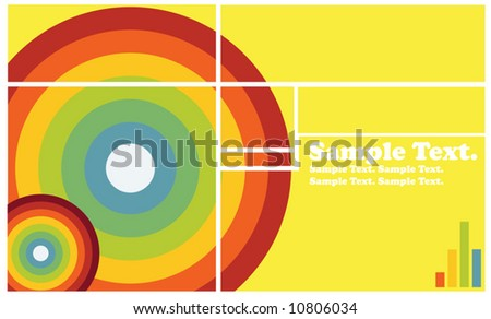 High Quality Template Abstract Background Vector Design Illustration