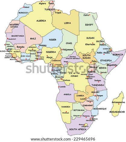 African Country Stock Images RoyaltyFree Images Vectors