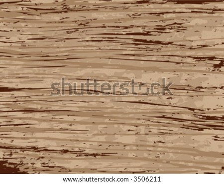 highly detailed illustration of a wood texture