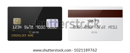 credit card template stock images royalty free images vectors shutterstock. Black Bedroom Furniture Sets. Home Design Ideas