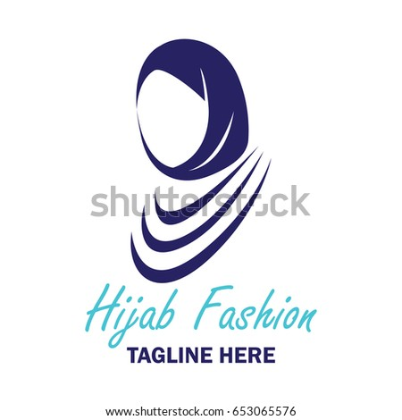 logo hijab stock images royaltyfree images amp vectors