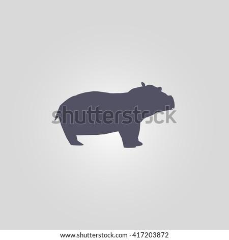 hippo icon.hippo icon Vector.hippo icon Art. hippo icon eps. hippo icon Image. hippo icon logo. hippo icon Sign. hippo icon Flat. hippo icon design. hippo icon app. hippo icon UI. - stock vector