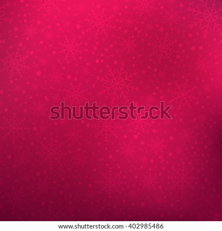 Holiday background, snowflake background, snowflake pattern, snowflake template, snowflake decorations, Christmas Decoration. - stock vector