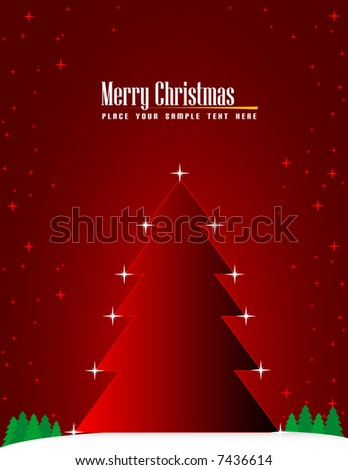 Holiday Background (vector)