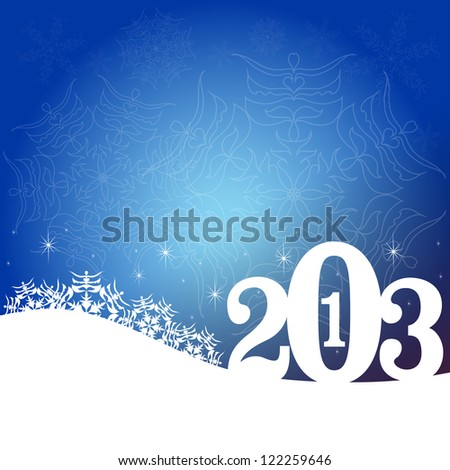 Holiday design vector