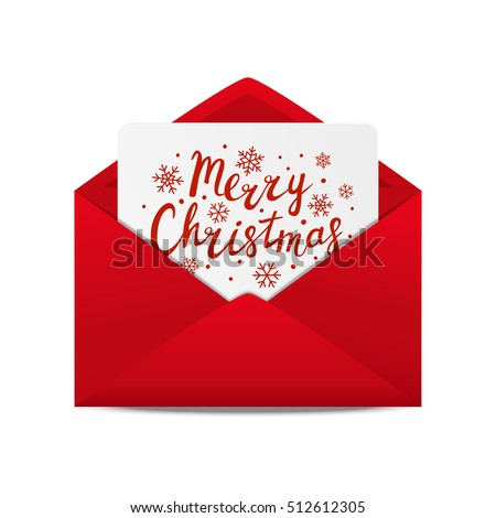 Holiday letter christmas greeting card stock vector hd royalty free holiday letter with christmas greeting card m4hsunfo