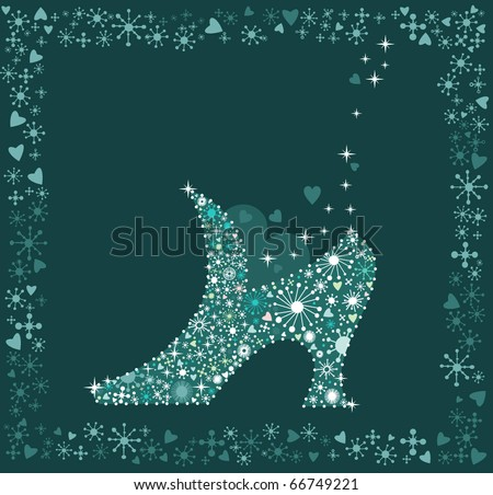 Cinderella Stock Vector