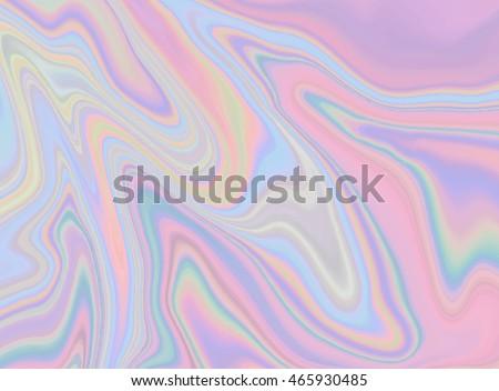 Цвет голографический
