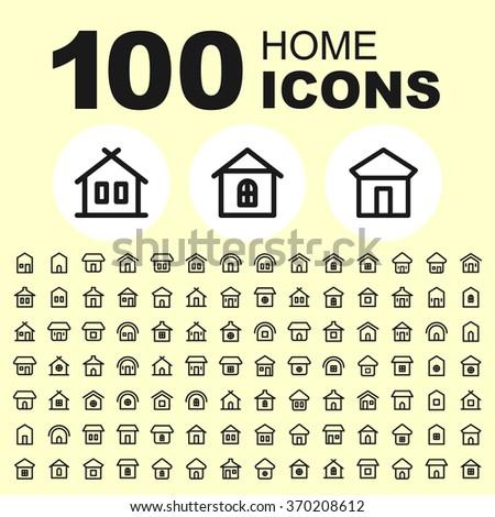 Home Icon Vector. Home Icon JPEG. Home Icon Object. Home Icon Picture. Home Icon Image. Home Icon Graphic. Home Icon Art. Home Icon JPG. Home Icon EPS. Home Icon AI. Home Icon Drawing  - stock vector