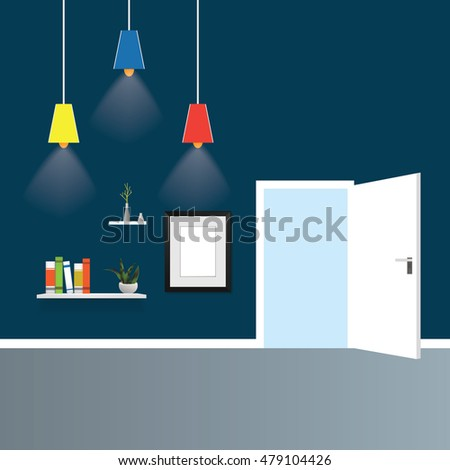 Zen room stock vector 367252010 shutterstock for Is there a website to design a room