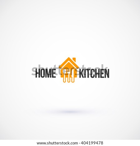 Home Kitchen Logo home kitchen logo stock vector 404199478 - shutterstock