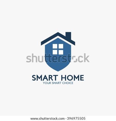 classy chair logo design. Home security logo design template  Guard your house Vector Illustration Security Logo Design Template Stock 396975505