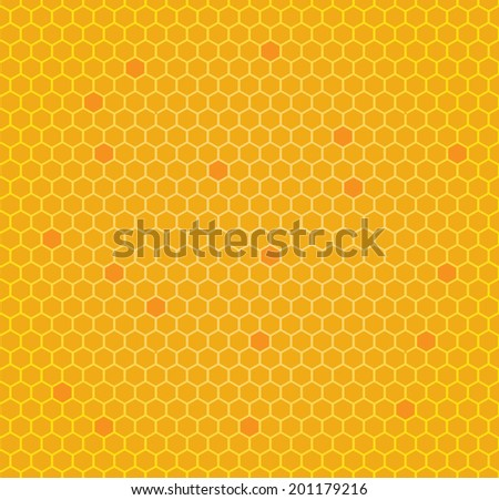 Honeycomb Seamless Background Design