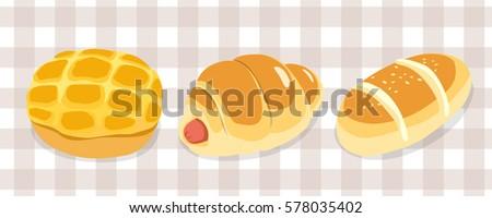 how to make hong kong style pineapple bun