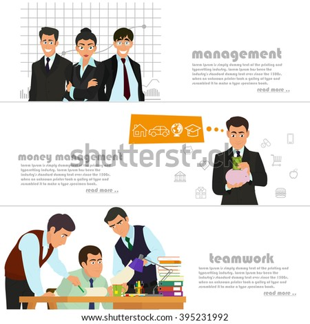 management and team