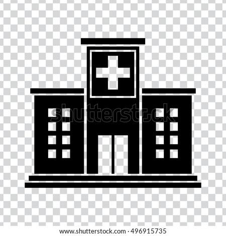Hospital Vector Png - ...