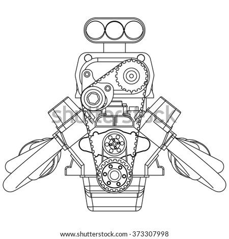1937 Chevrolet Wiring Diagram