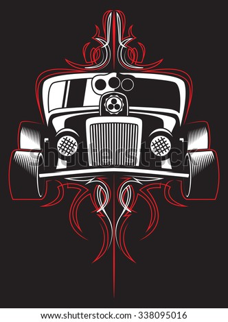 Hot Rod Stock Images Royalty Free Images Amp Vectors