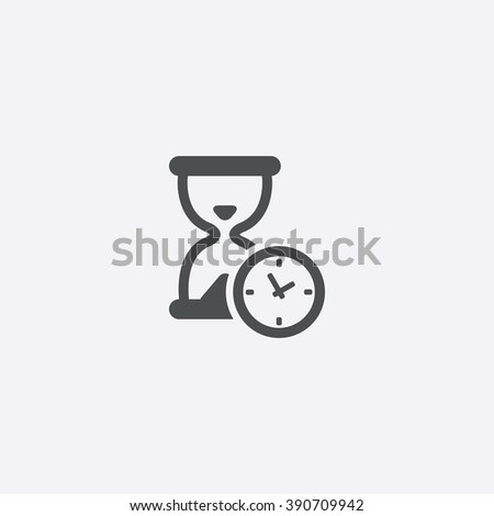 hourglass Icon, hourglass Icon Vector, hourglass Icon Art, hourglass Icon eps, hourglass Icon Image, hourglass Icon logo, hourglass Icon Sign, hourglass icon Flat, hourglass Icon design - stock vector