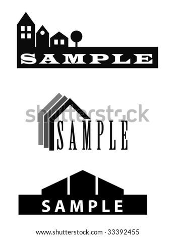 House - stock vector