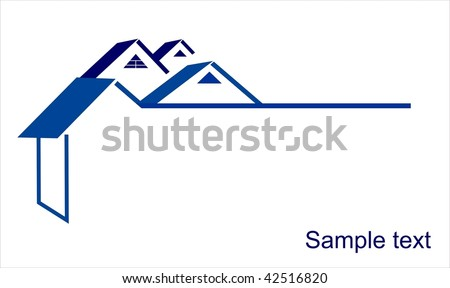 House concept - stock vector