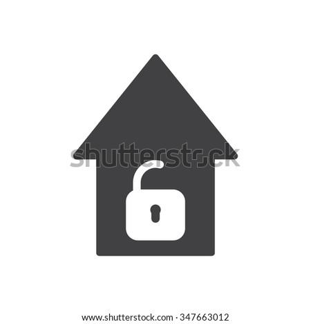 House Icon / House Icon Path / House Icon Image / House Icon Graphic / House Icon File / House Icon Art / House Icon UI / House Icon JPG / House Icon JPEG / House Icon EPS / House Icon  - stock vector