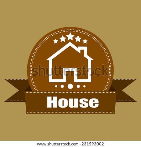Stock images royalty free images vectors shutterstock for Classic house labels
