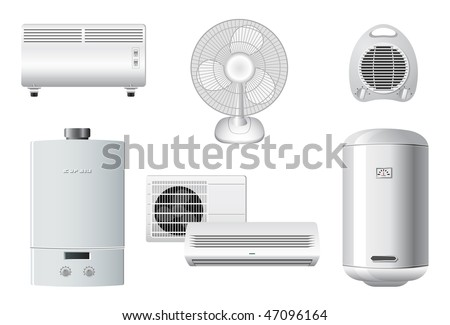 Household appliances | Heating and air conditioning