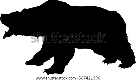Bear Outline Stock Images Royalty Free Images Amp Vectors
