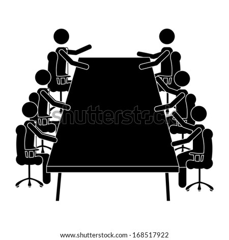 human activities over white background vector illustration