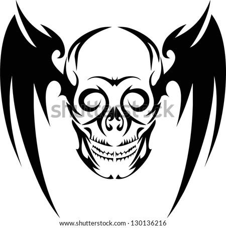 Bull Skull Vector Image 48121738 Shutterstock Picture