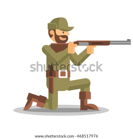 Clipart Illustration Angry Man Stock Illustration 43665 ...