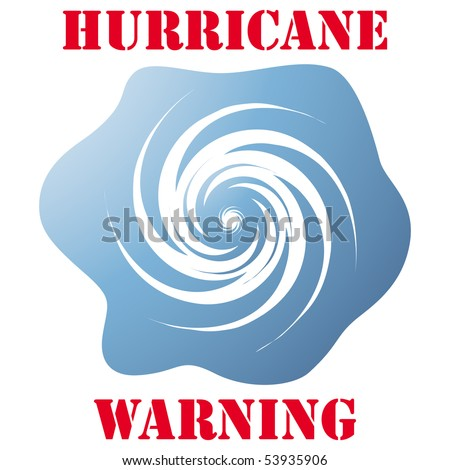 Hurricane Icon Stock Images, Royalty-Free Images & Vectors ... Hurricane Warning Clip Art