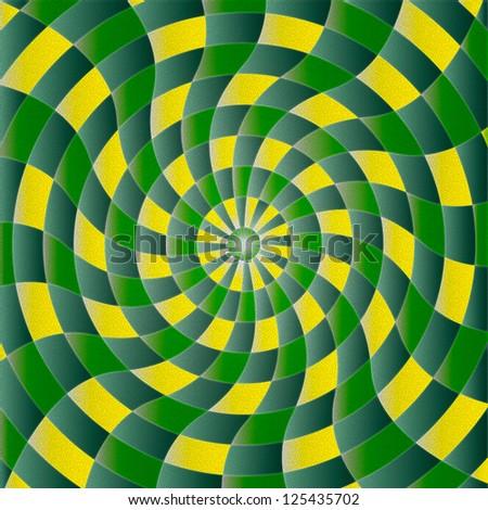 hypnosis - stock vector