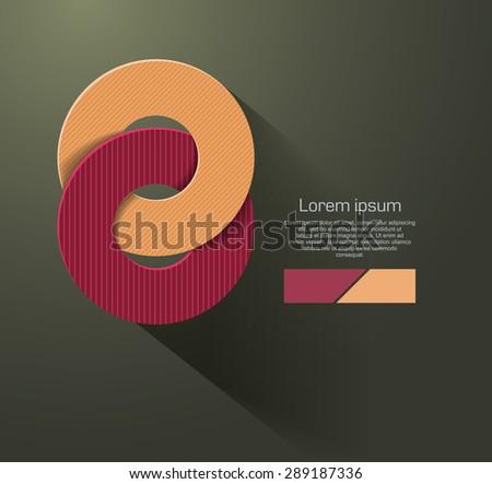 Icon design element - stock vector