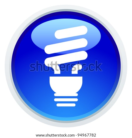 Icon Series - Lightbulb - stock vector