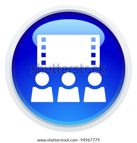 Icon Series - Theater - stock vector