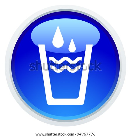 Icon Series - Water - stock vector