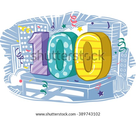 Number 100 Stock Images, Royalty-Free Images & Vectors | Shutterstock