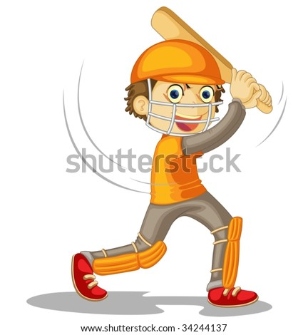 Kids Cricket Stock Images, Royalty-Free Images & Vectors ...
