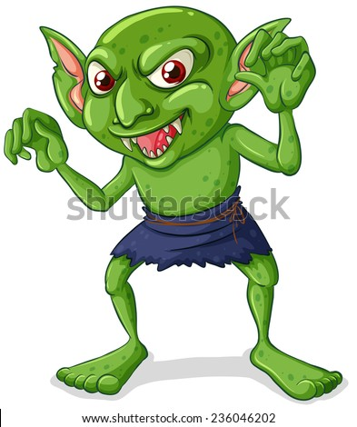 goblin stock images royaltyfree images amp vectors